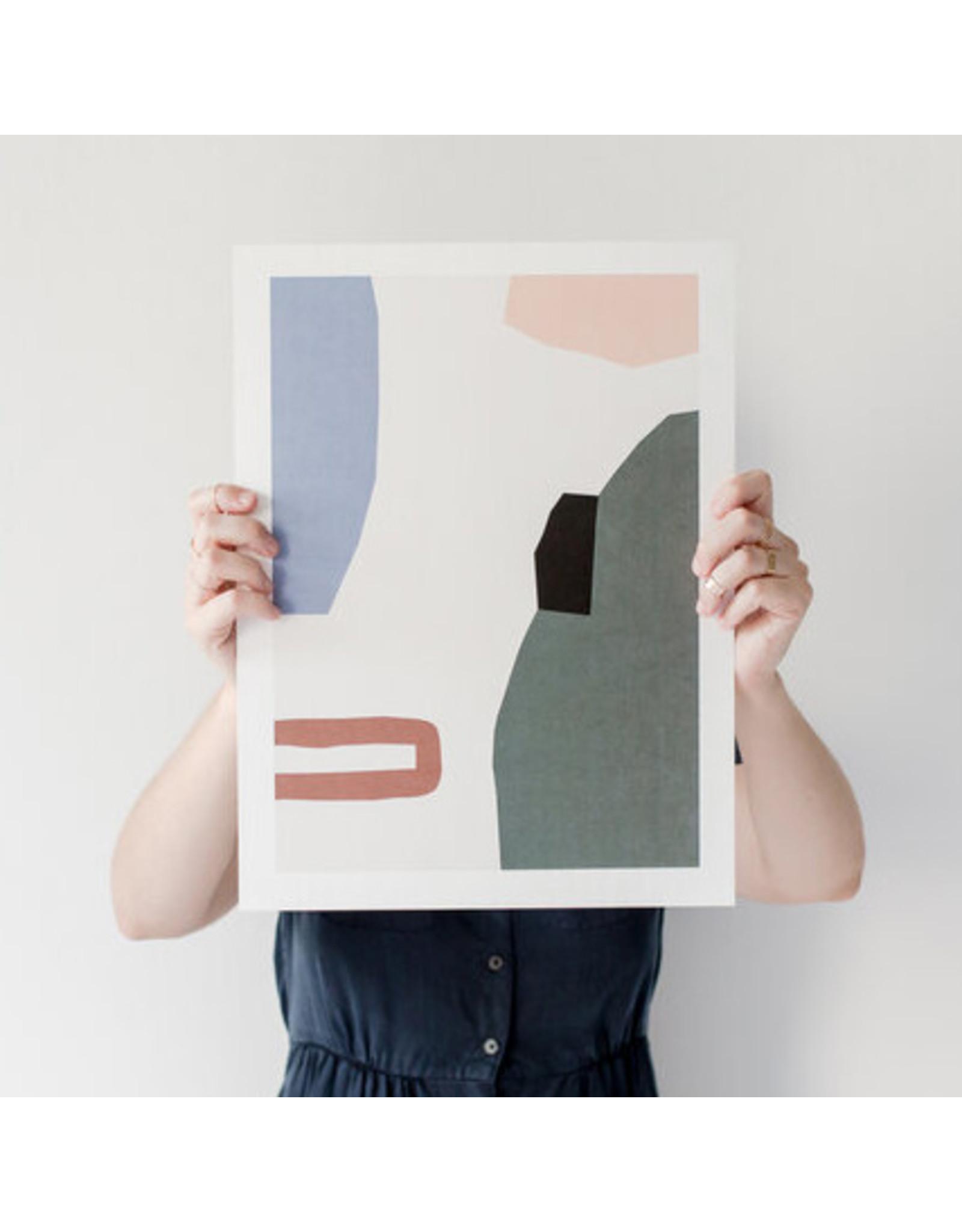 Hanna II Print 30 x 40cm
