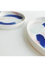 Ceramic Brushstroke Dish