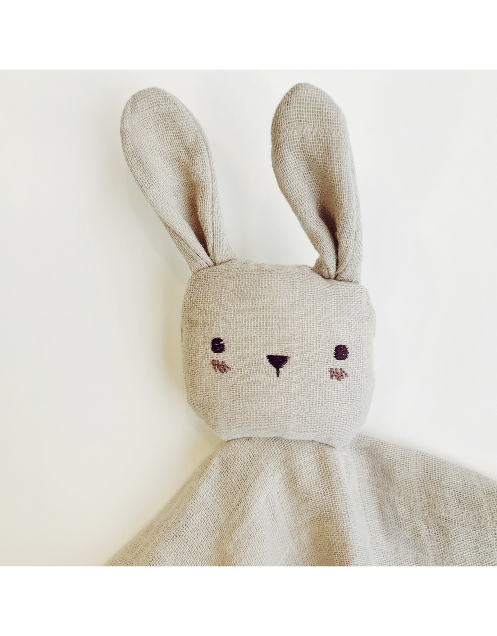 Cuddle Cloth Bunny Comforter
