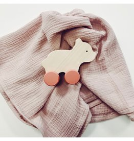 Baby Gift Set Bear + Muslin