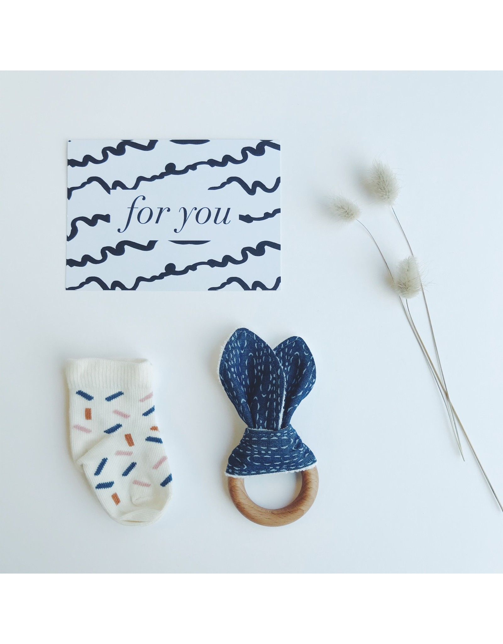 Letterbox Baby Gift Set