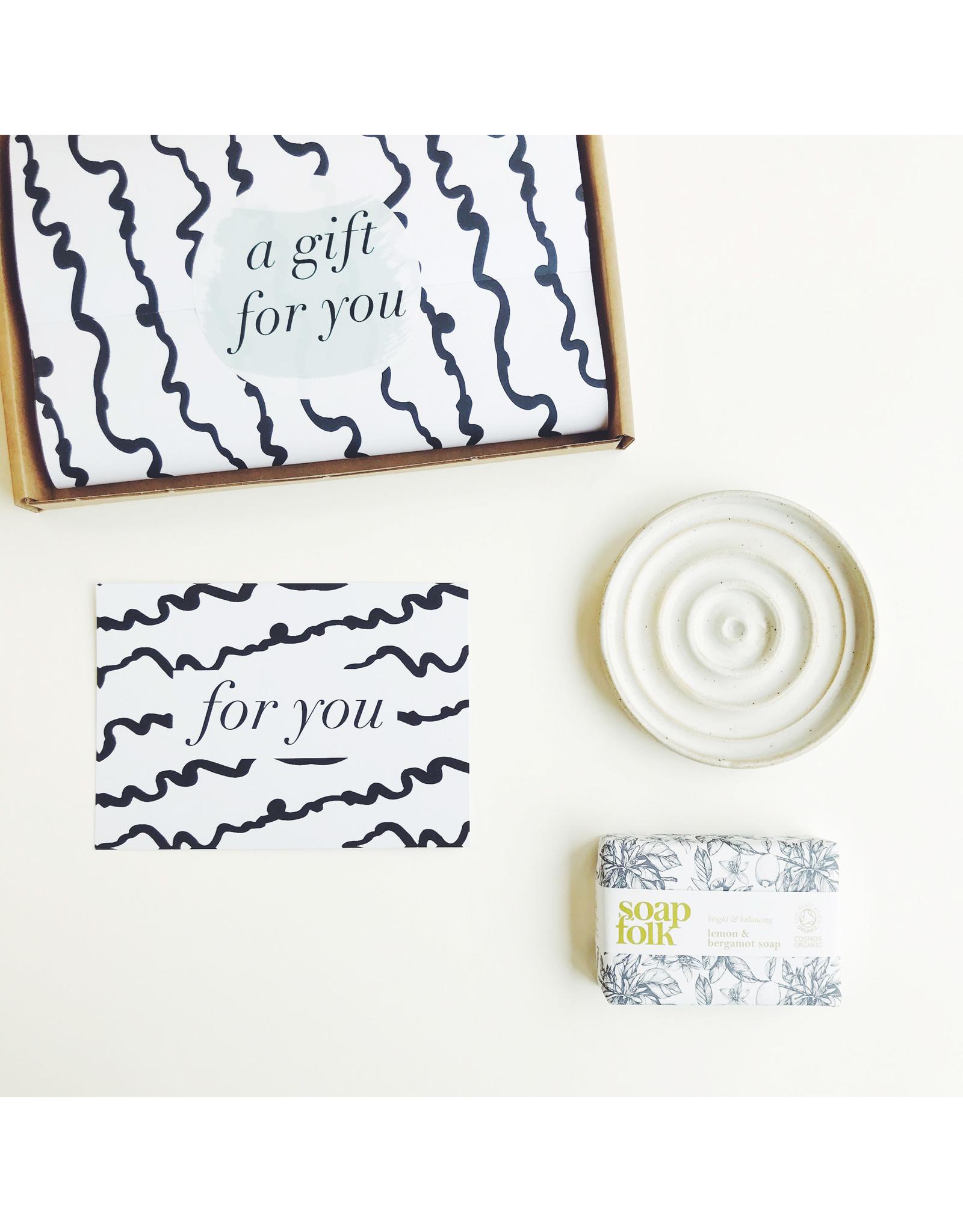 Organic Soap Letterbox  Gift Set
