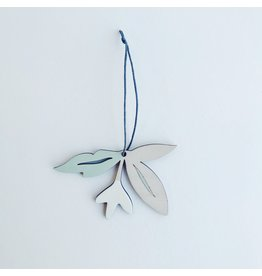 White Flower Tree Decoration