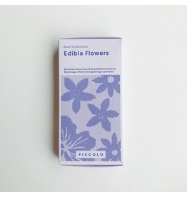 Edible Flowers Seed Collection