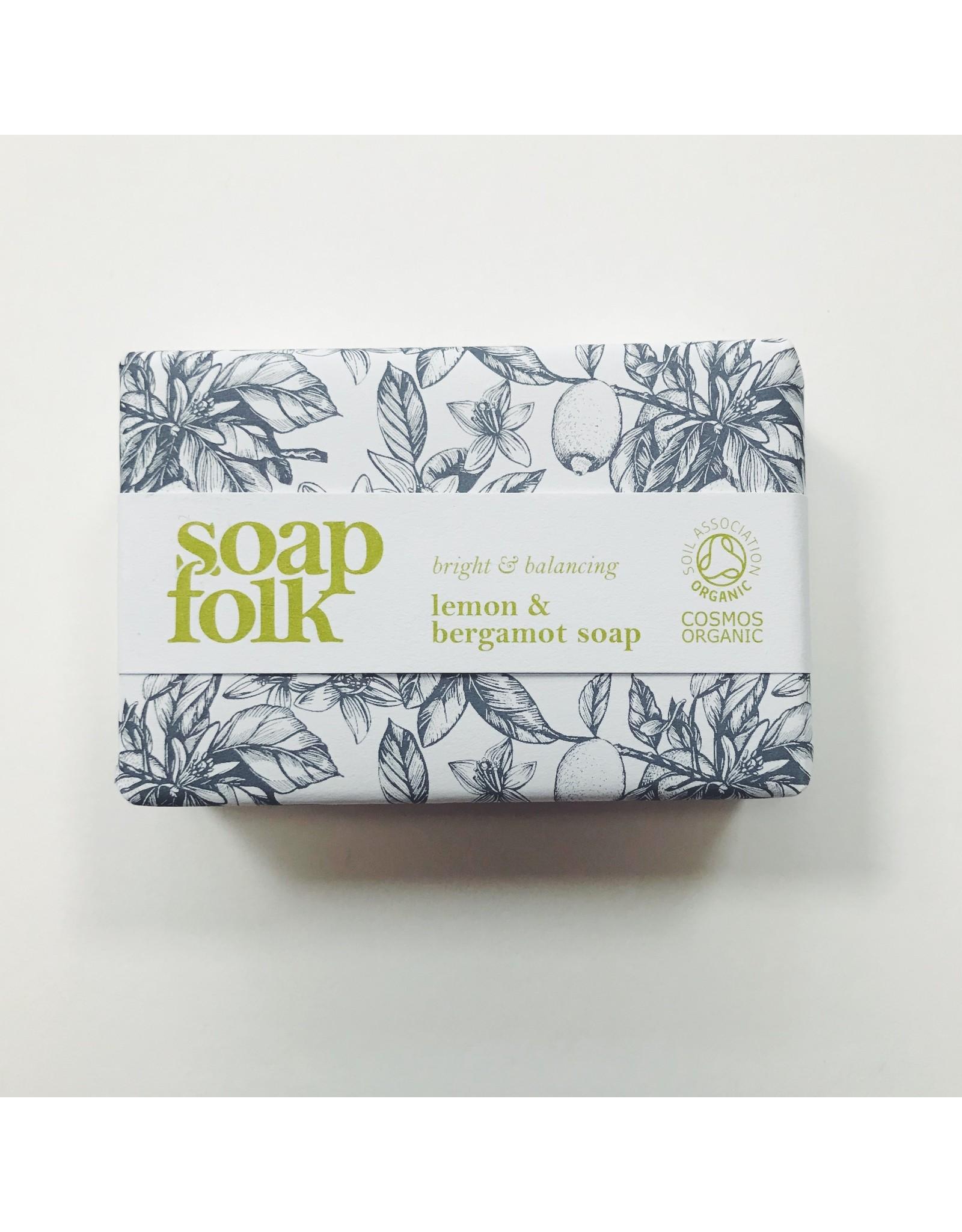 Organic Soap Folk Bar