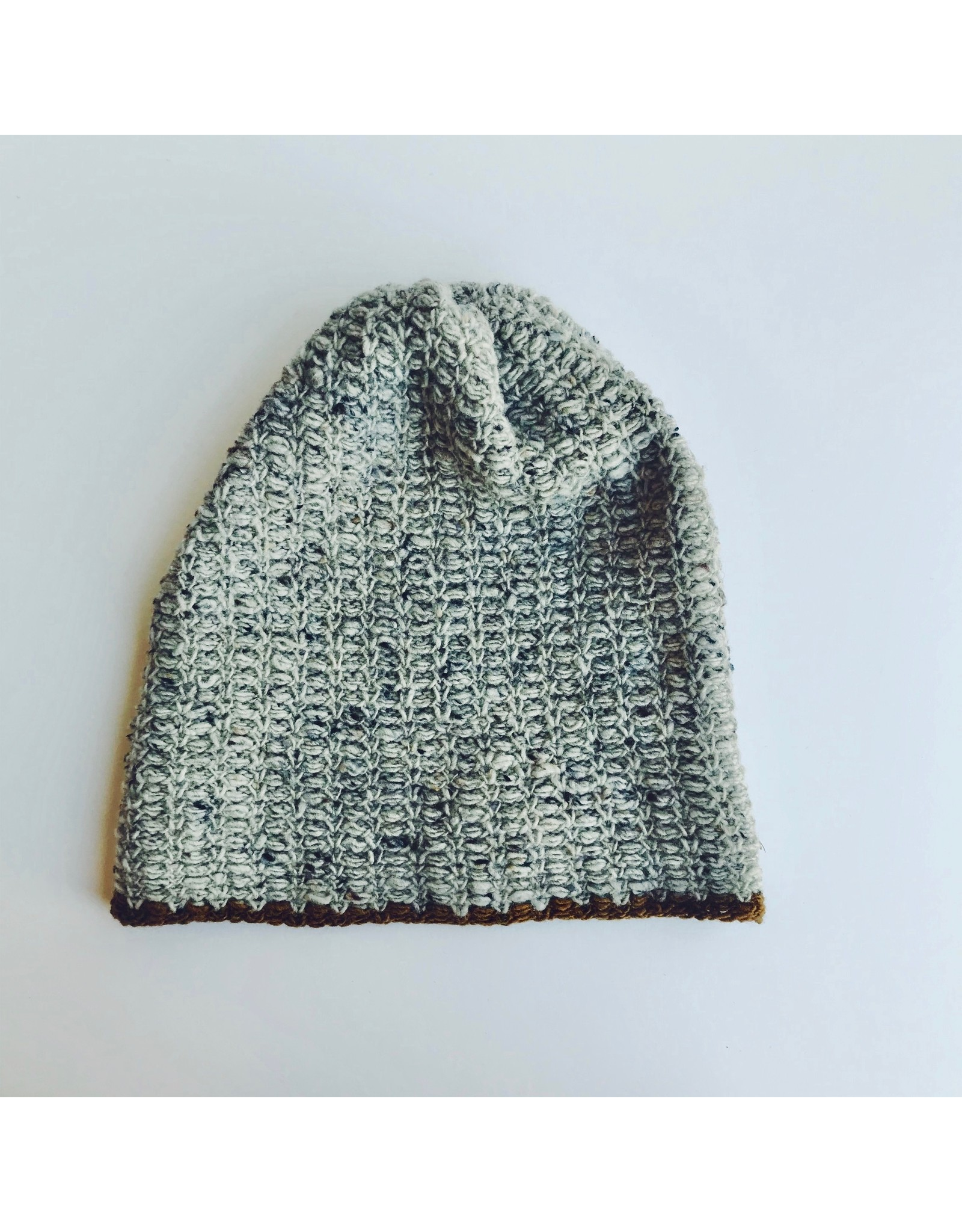 Donegal Wool Shingle Beanie