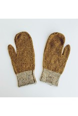 Donegal Wool Shingle Mitten