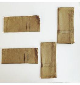 Set of 4 Everyday Napkin Khaki
