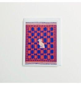 Paprika Cat Card