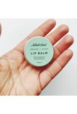 Nathalie Bond Organic Vegan Lip Balm