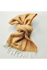 Soft Lambswool Scarf Sunshine
