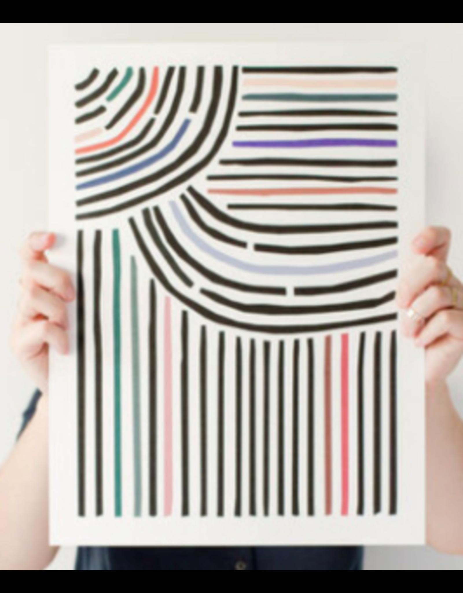 Joyce Print 30 x 40cm
