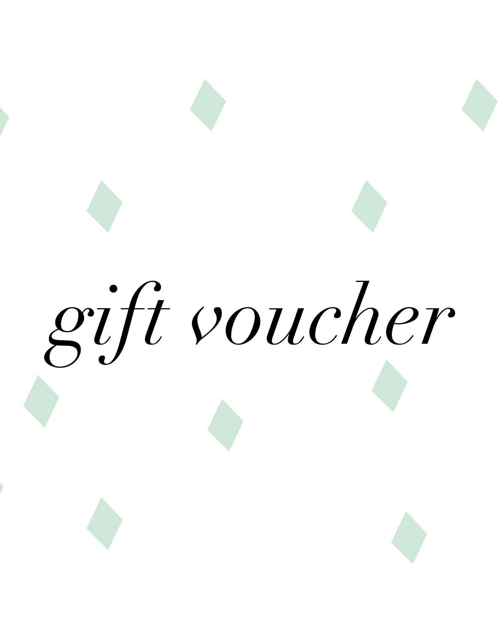 Venner Online Gift Voucher