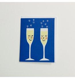Flirty Fizz Card