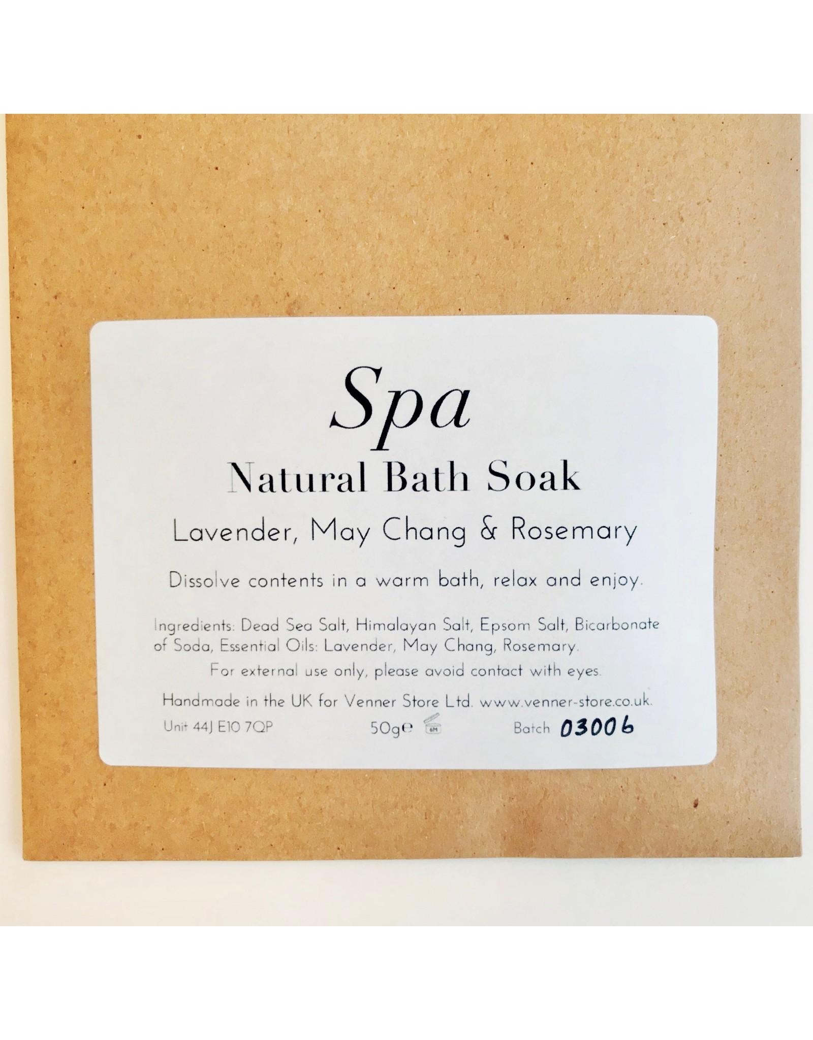 Spa Bath Soak