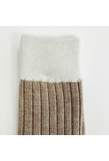 Bed Socks Fawn & Stone