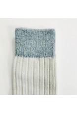 Bed Socks Stone & Sage