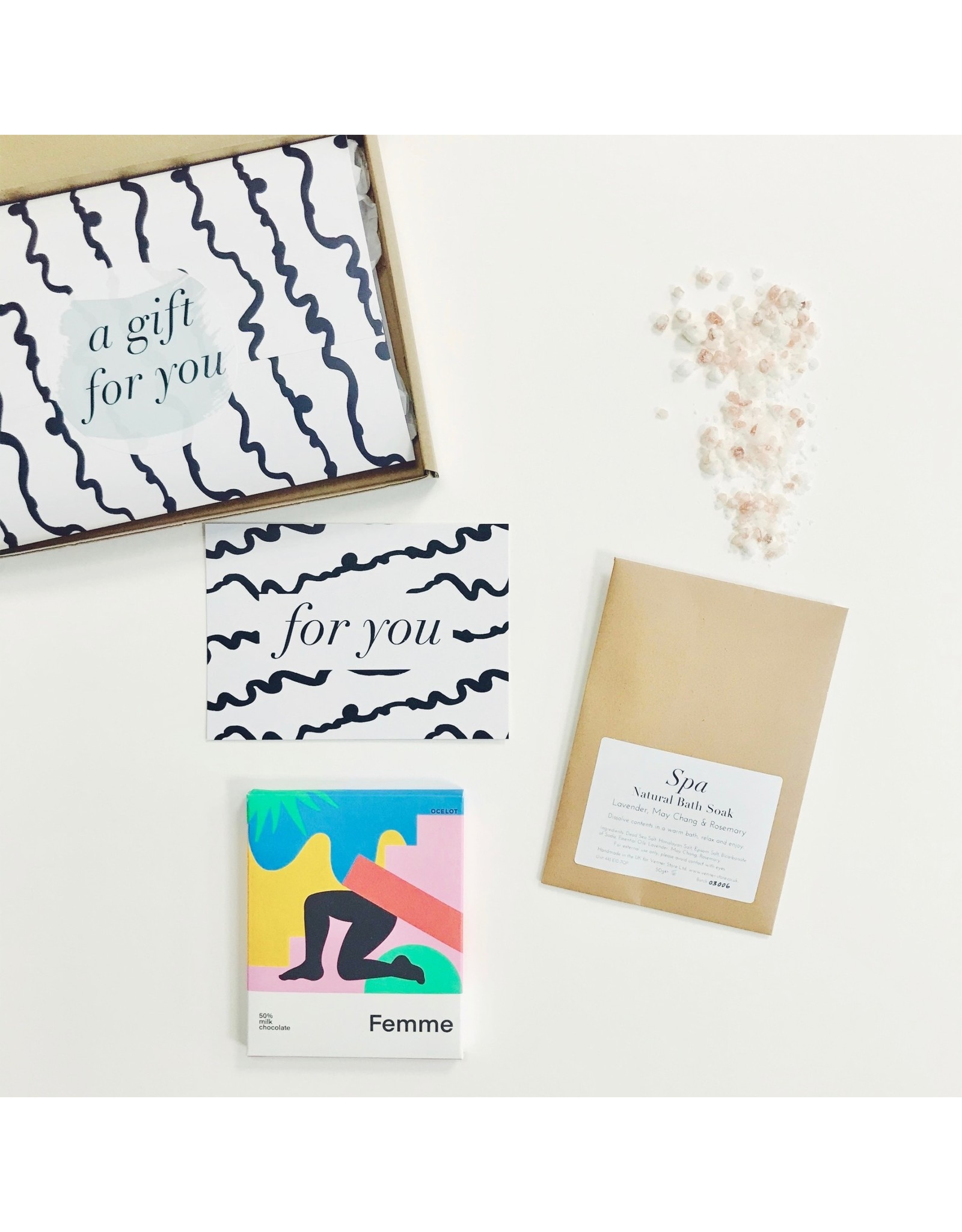 A Little Treat Letterbox Gift Set