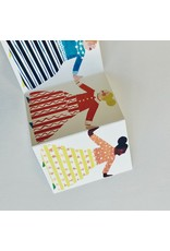 Dancers Fold Out Card