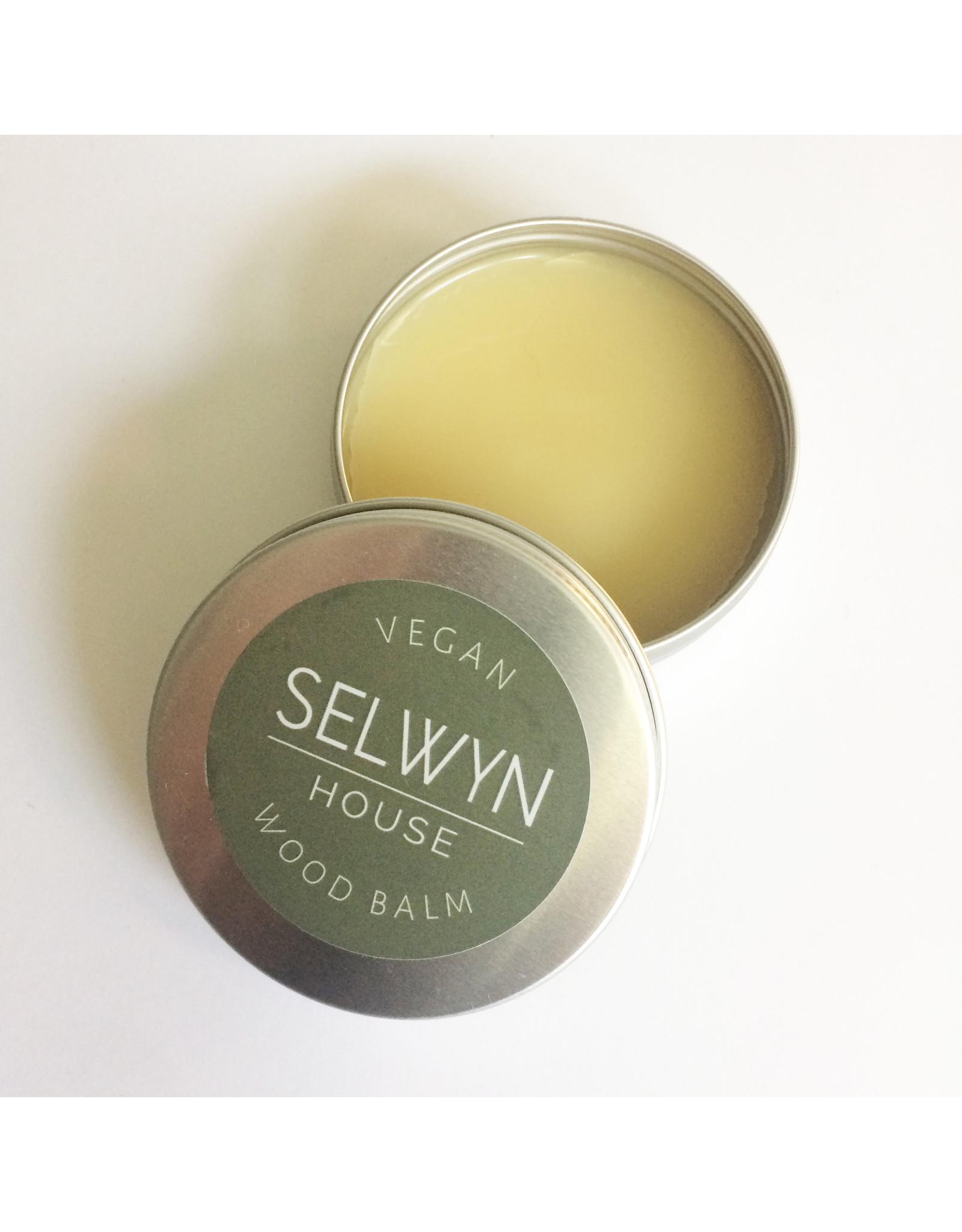 Vegan Wood Balm