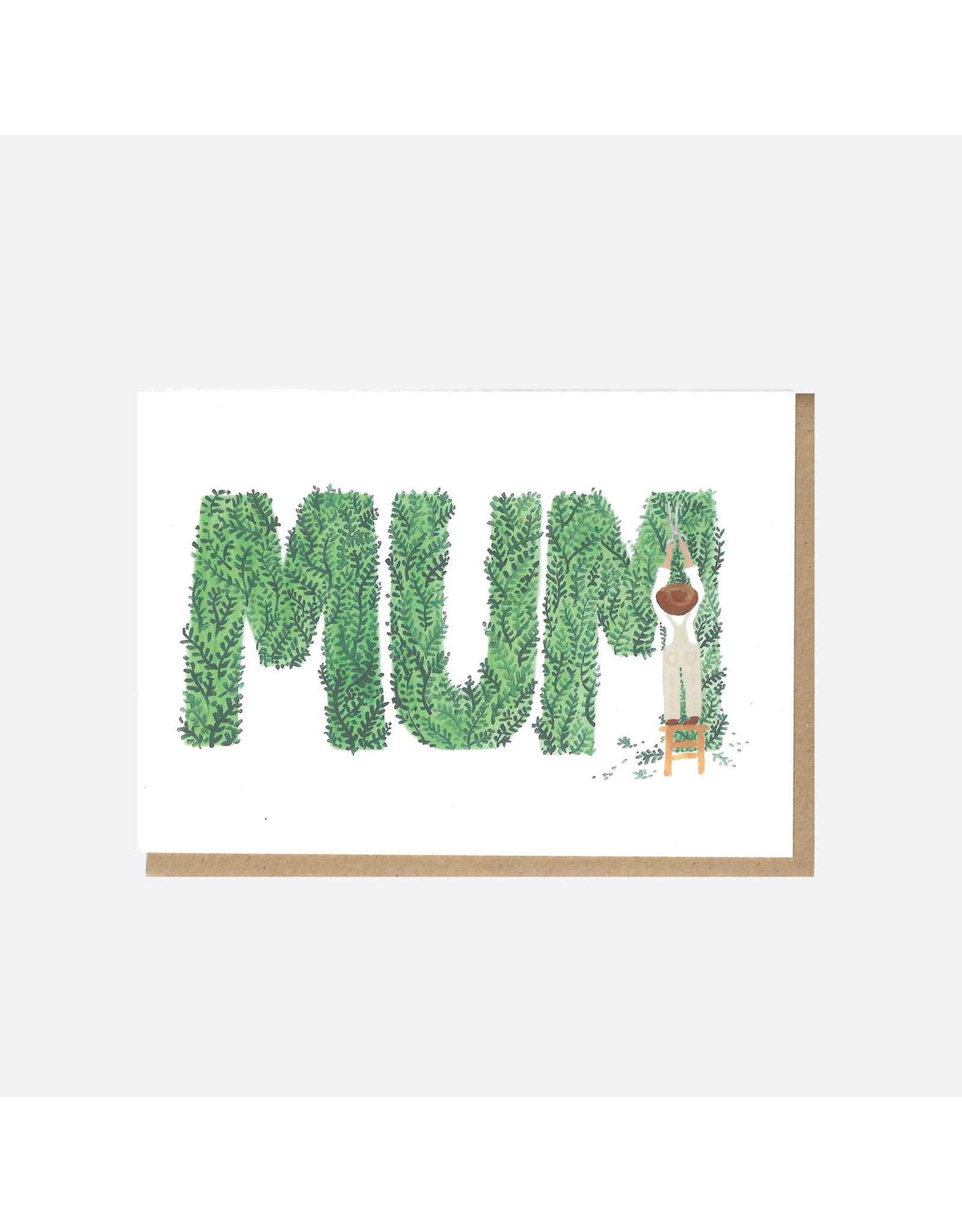 Gardening Mother's Day Card