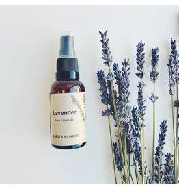 Natural Lavender Room & Linen Mist