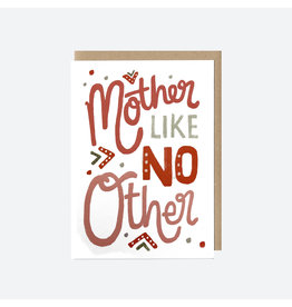 Mother Like No Other Mother's Day Card
