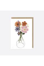 Edible Flowers Card