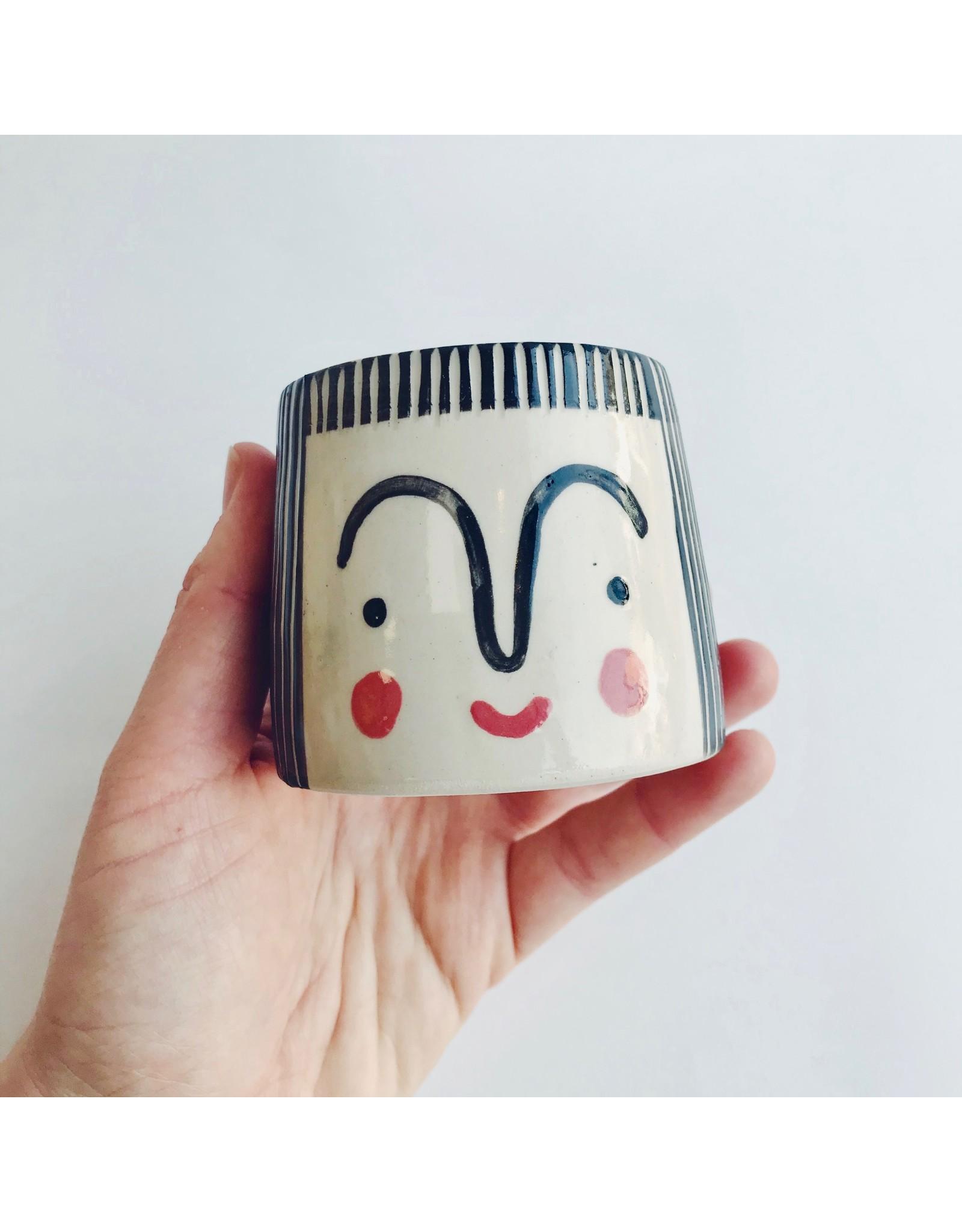Small Person Plant Pot