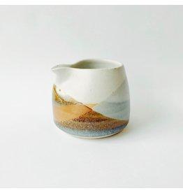 Milk Jug - Rust