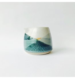 Milk Jug  - Jade