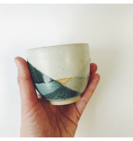 Stoneware Pot - Jade