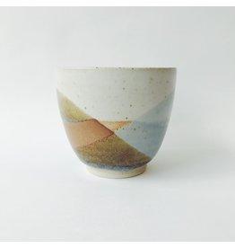 Stoneware Pot - Rust
