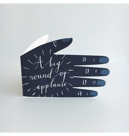 Round of Applause Card