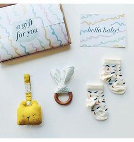 New Baby Gift Set - Spring