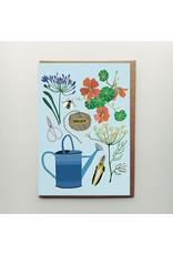 Garden Afternoon Card