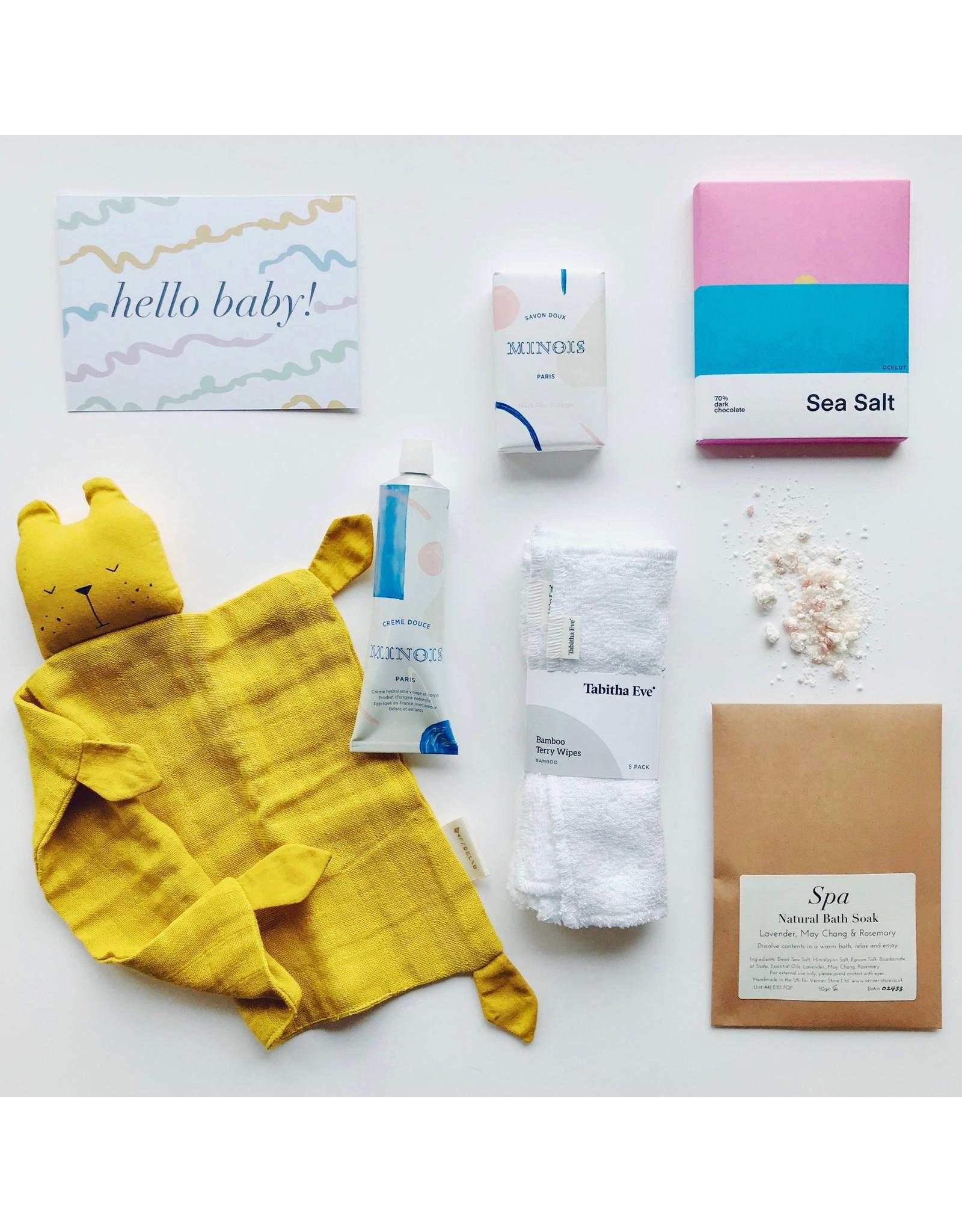 New Baby & Parent Gift Set