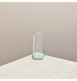 Recycled Glass Jug