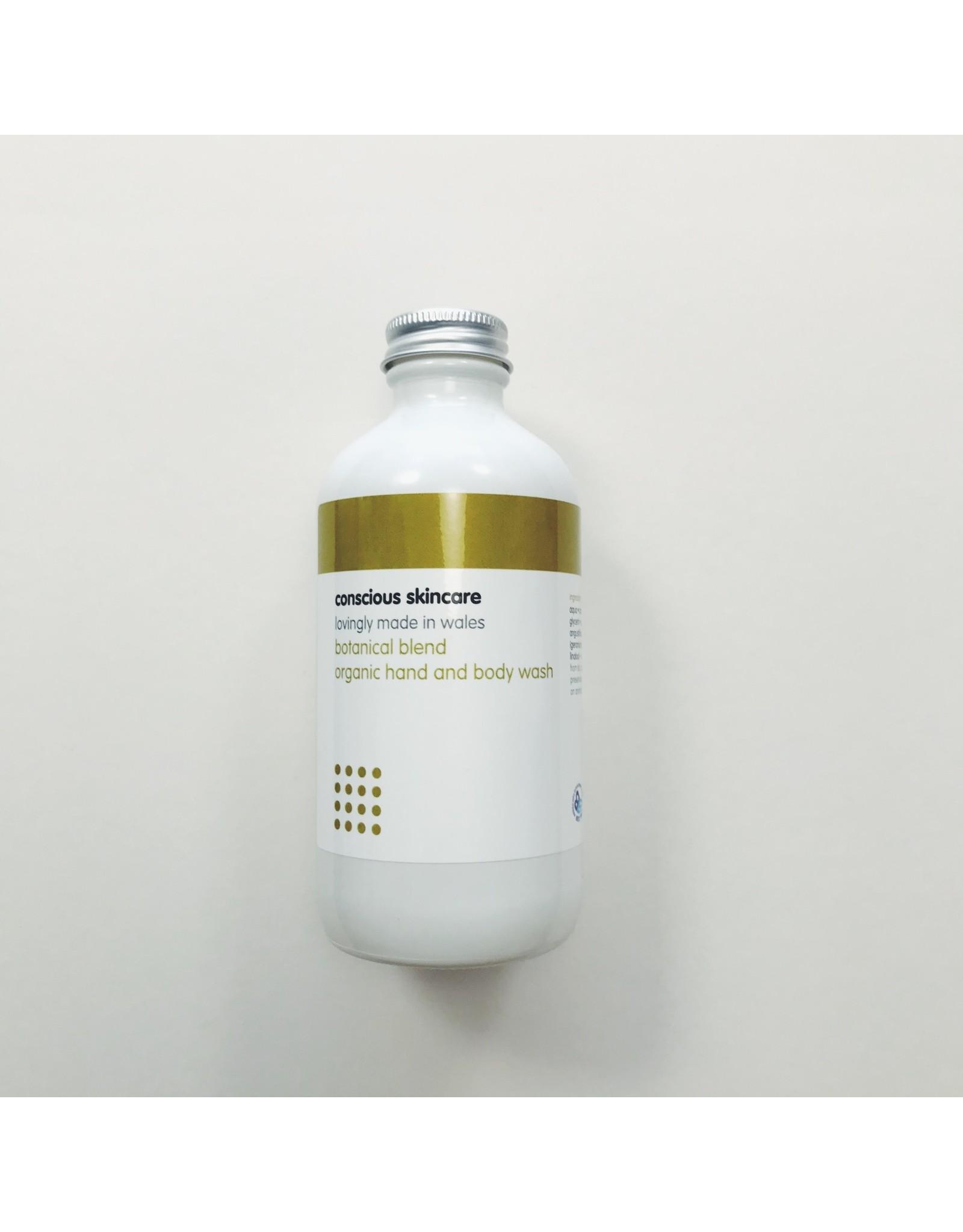 Vegan Body Wash Botanical Blend