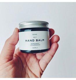 Bergamot & Cedarwood Hand Balm