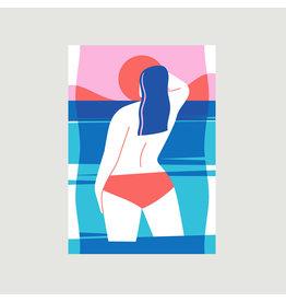 Ocean View A3 Print