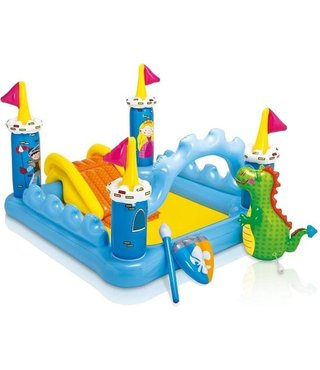 Intex Speelzwembad Het Kasteel 185x152x107cm