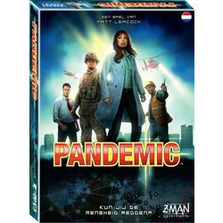 Pandemic NL - Bordspel