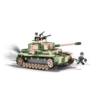 Cobi Historical Collection Pz.Kpfw. IV Ausf. F1/G/H - 2508A
