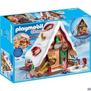 PLAYMOBIL Kerstbakkerij met koekjesvormen - 9493