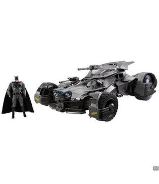 Bestuurbare Batman Batmobile Justice league schaal 1:10