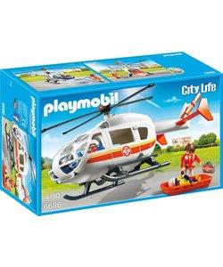 Playmobil Traumahelikopter - (6686)