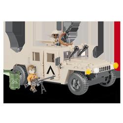 Cobi Small Army Humvee - 24303