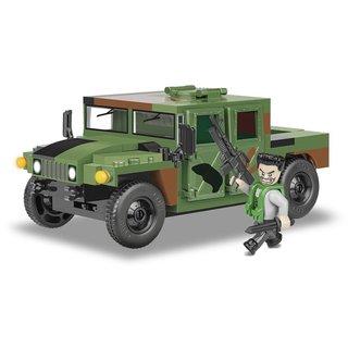 Cobi Small Army Humvee NATO AATV Jungle - 24306