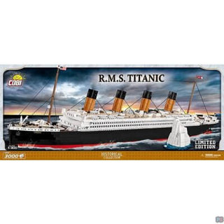 Cobi Historical Collection R.M.S. Titanic Limited Edition - 1918